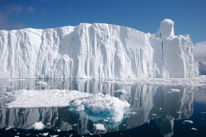 Melting glaciers around the world pose a serious threat to human civilization