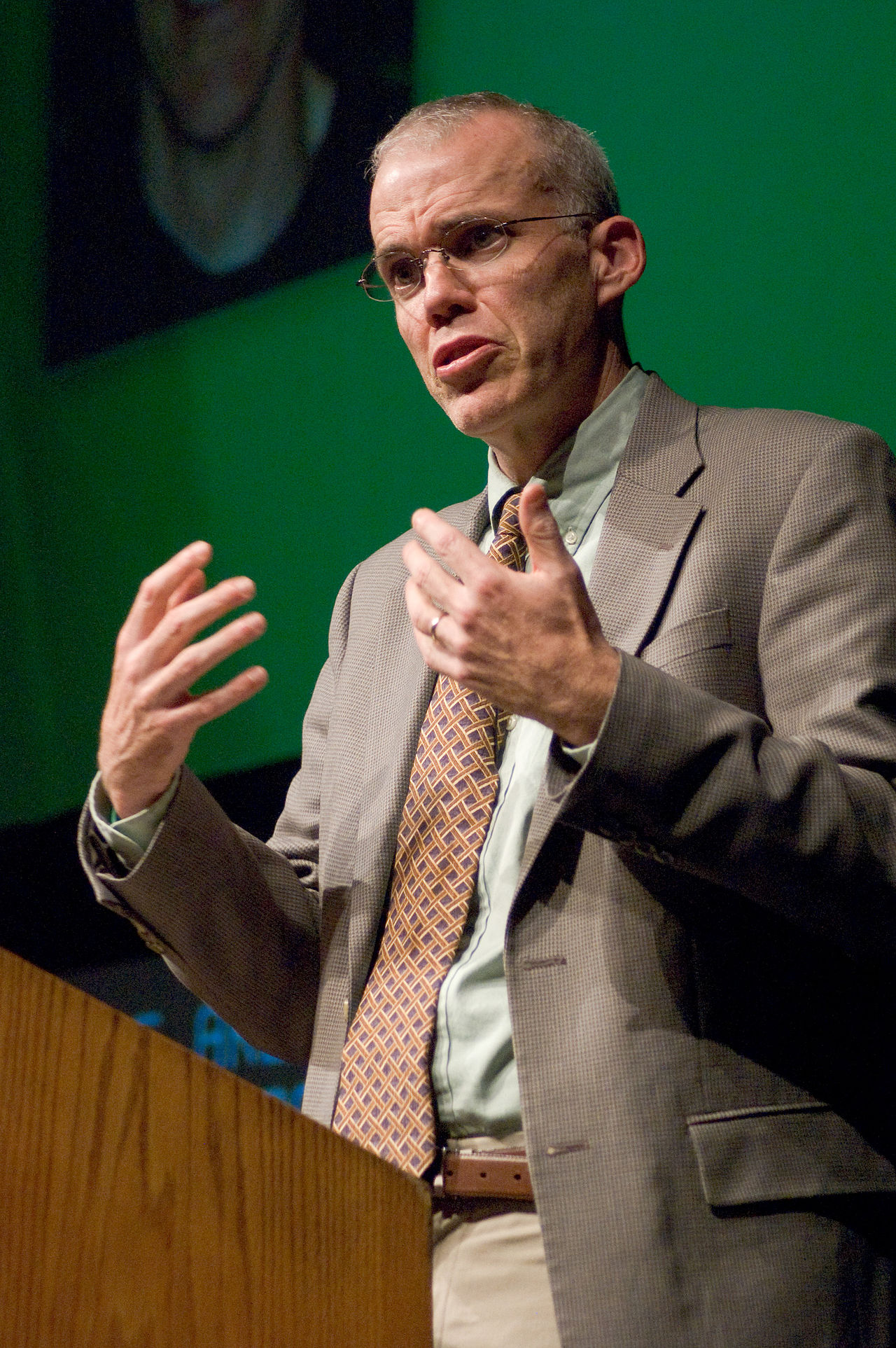 Bill McKibben Quotes