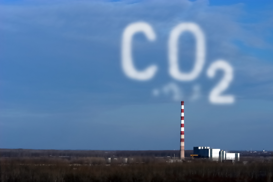 Carbon Dioxide Clouds