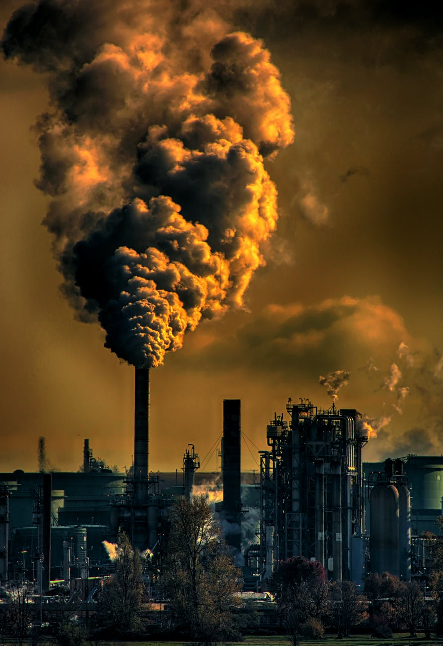 The fossil fuel industry funds a lot of climate change denial.