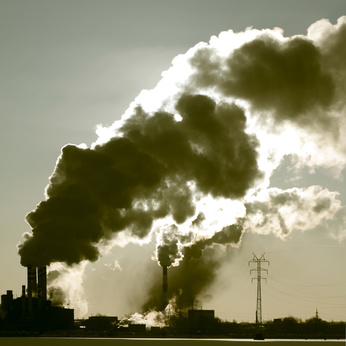 The greenhouse effect will cause an increase in global surface temperatures