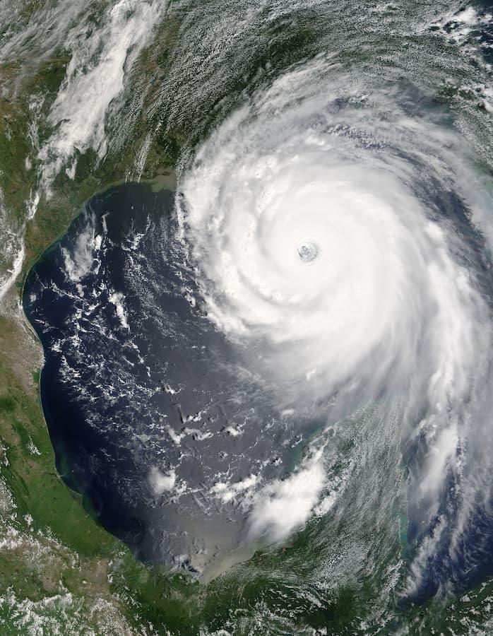 Hurricane Katrina Image from Wikipedia
