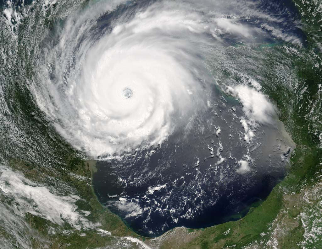 Hurricane Katrina was the deadliest and most destructive hurricane of 2005