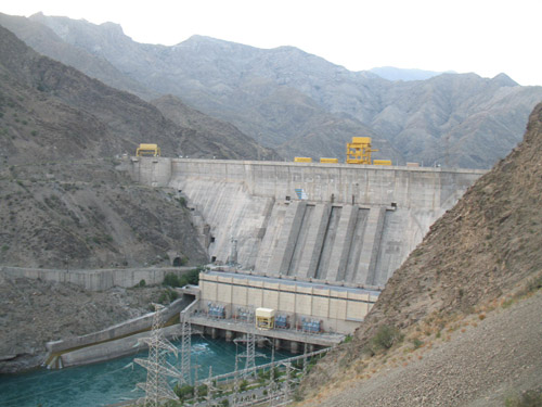 Construction of hydroelectric dams is expensive and lengthy