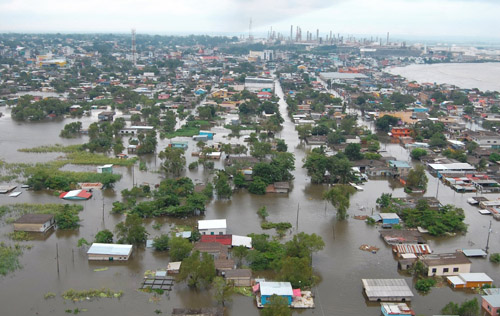 In recent years, there has been a drastic increase in floods around the world