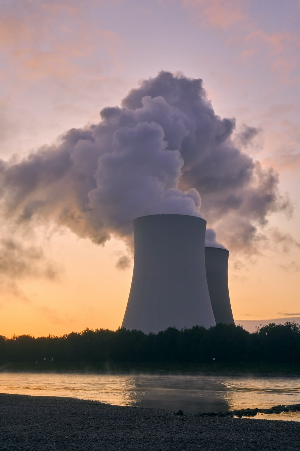 Nuclear Power Plant Image