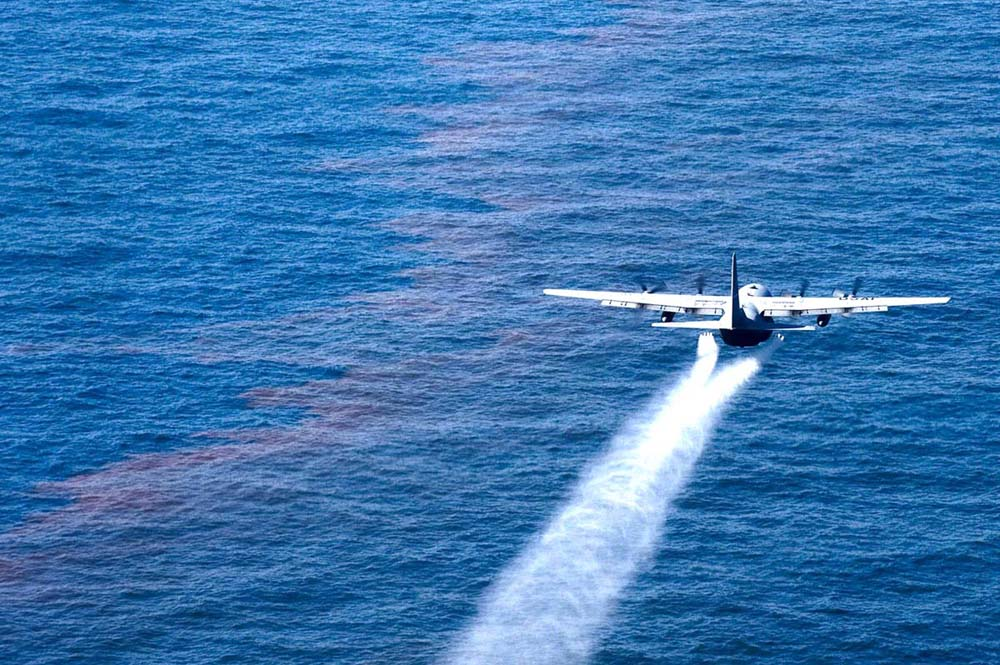 Oil dispersants have many adverse health effects