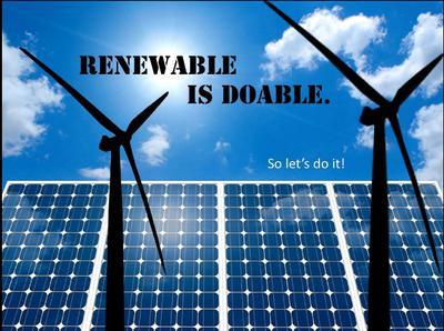 The Clean Energy Revolution Is Underway