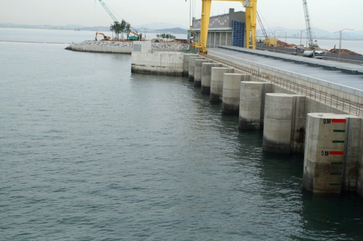 Tidal Power in South Korea