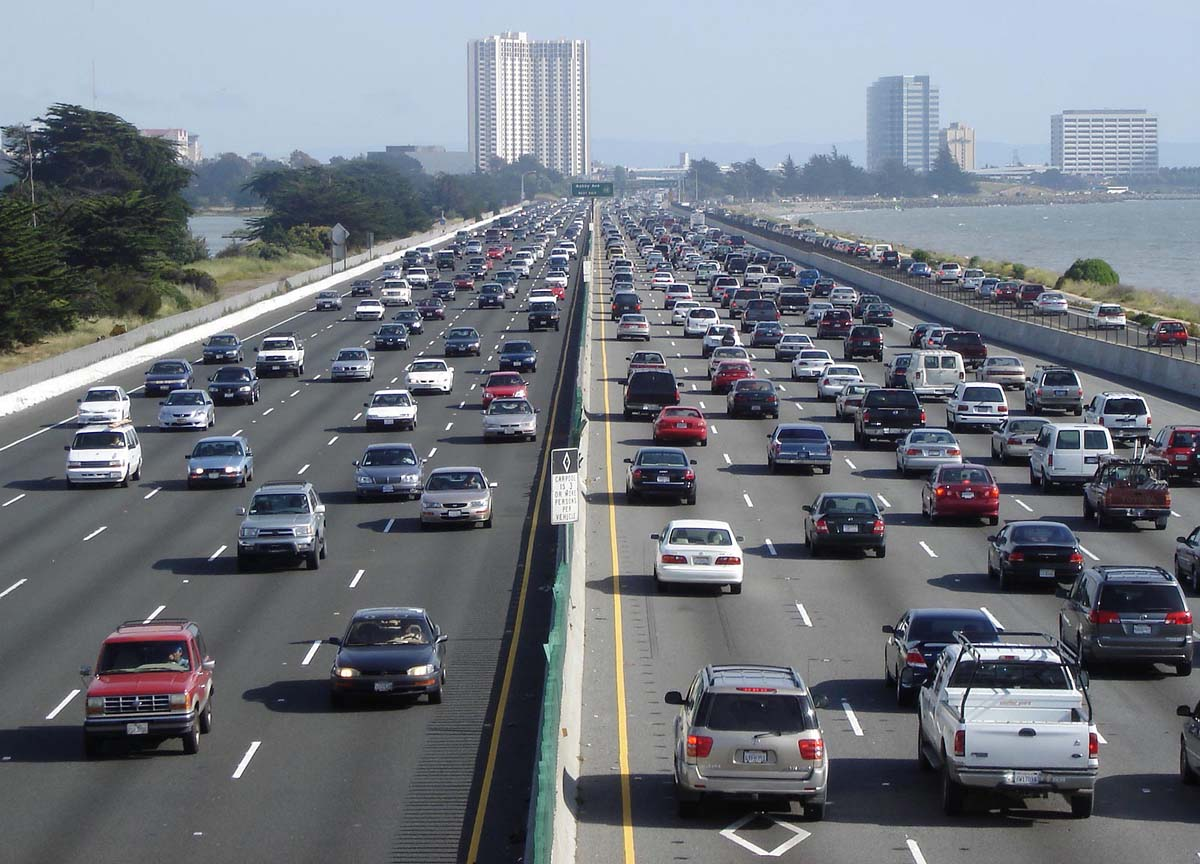 Transportation is one of the causes of man-made climate change