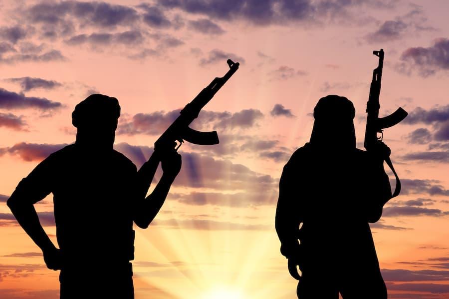 Two Terrorists