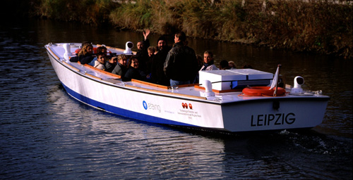Many boats running on hydrogen fuel cells have been built