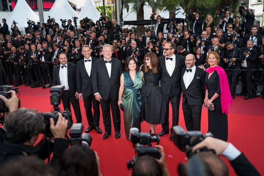 Al Gore at Cannes Film Festival