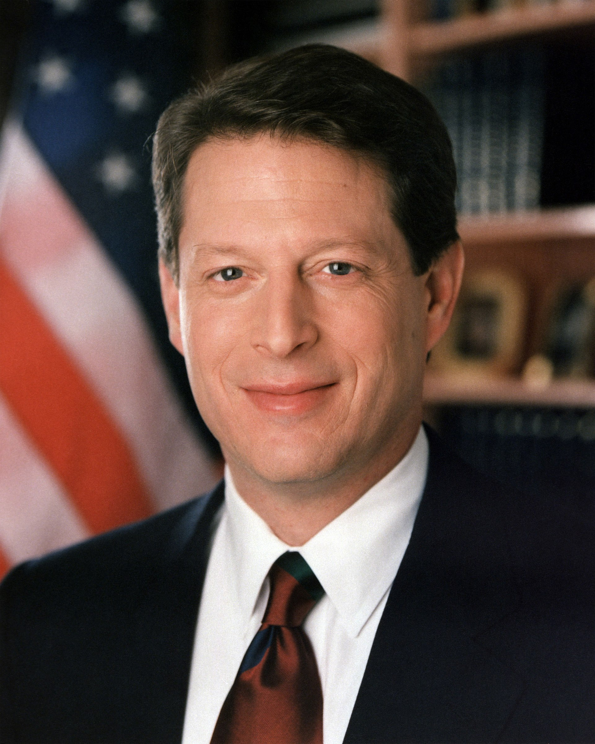 Al Gore Official Portrait