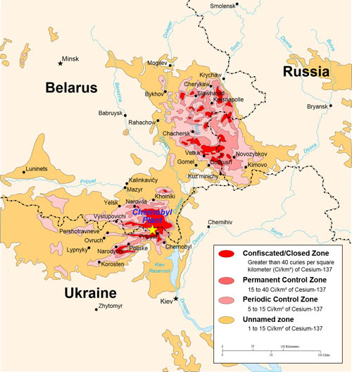 The Chernobyl disaster was the worst nuclear power plant accident in history