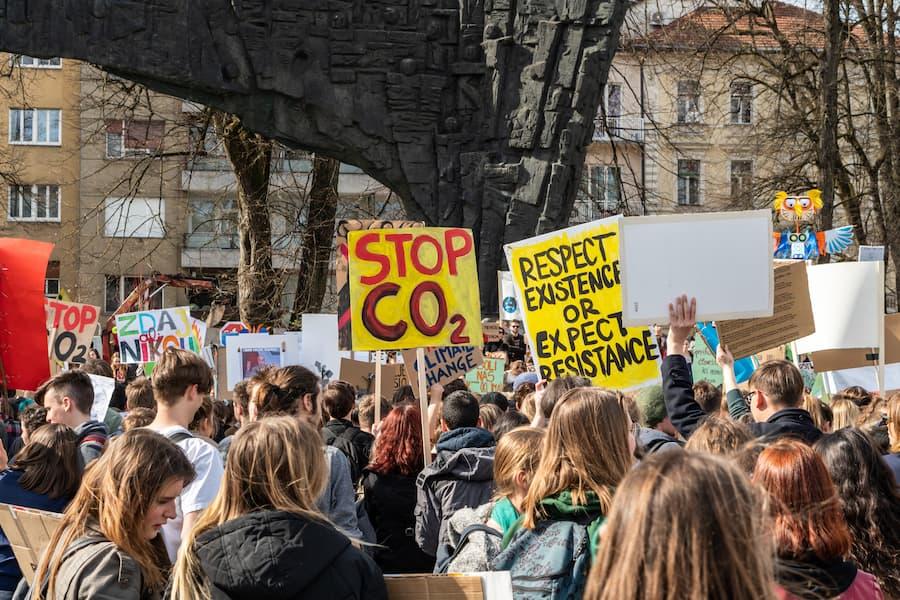Climate Strike in Slovenia
