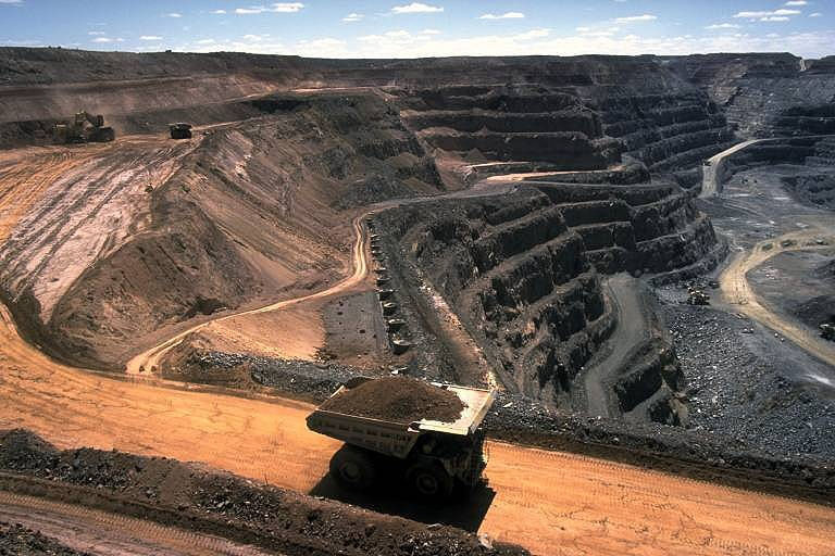 Mining is another cause of deforestation around the world