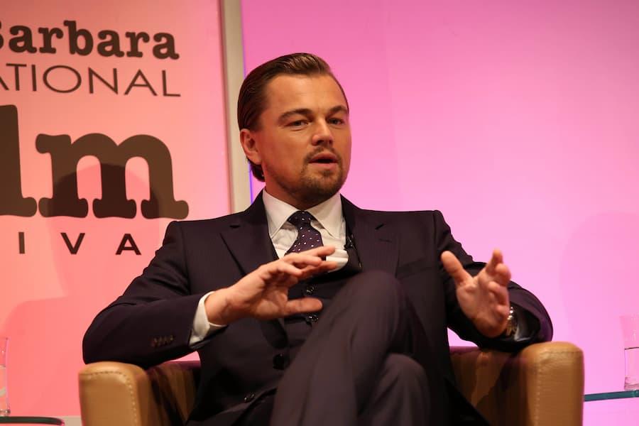 Leonardo DiCaprio is in the documentary