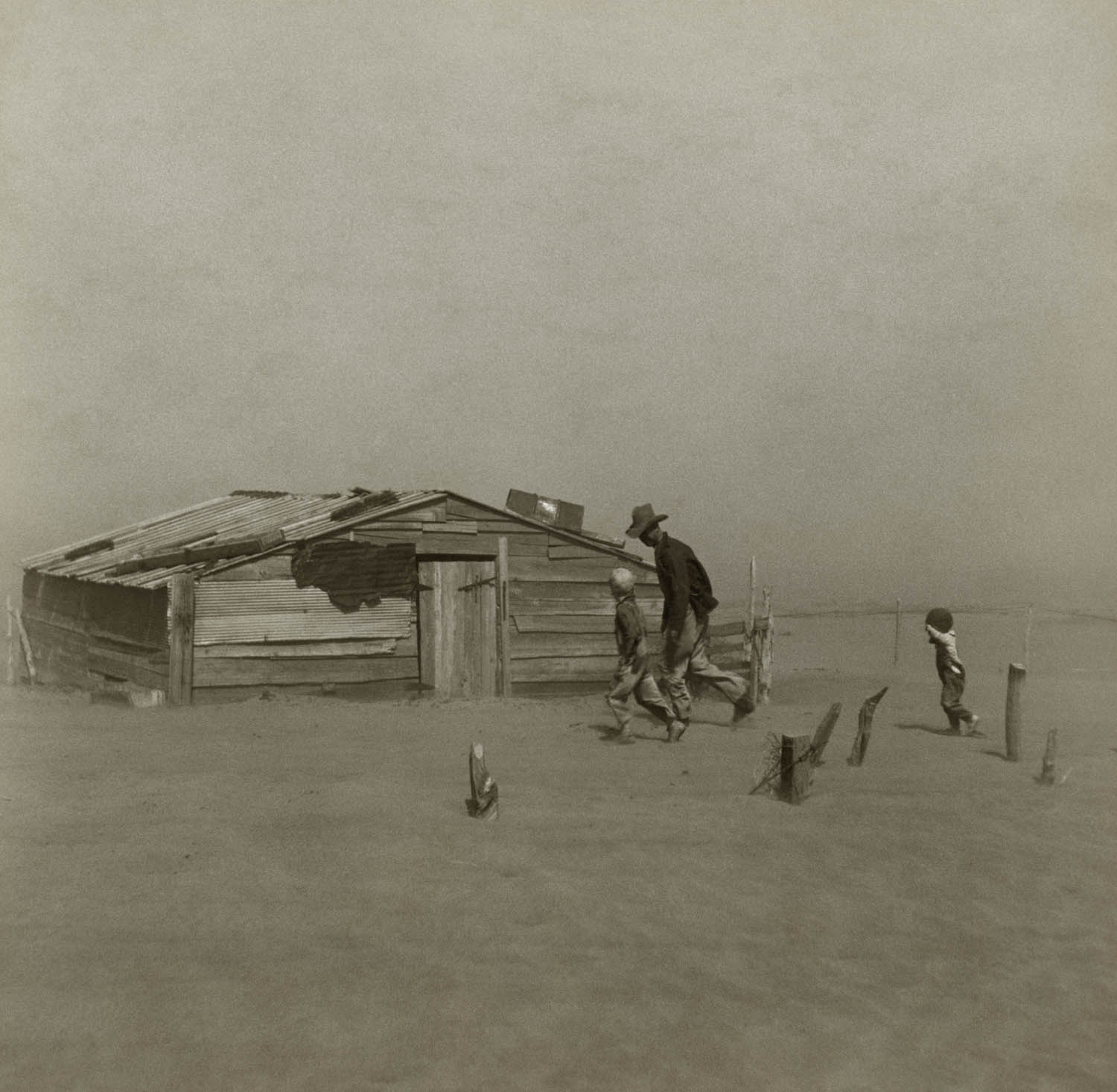 The Dust Bowl was a period of severe dust storms during the 1930s, also referred to as the Dirty Thirties
