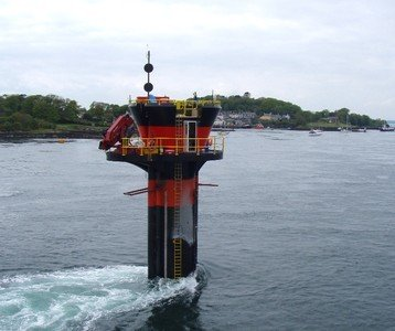Tidal power is yet another form of alternative energy