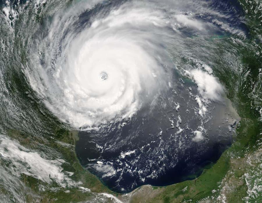 Hurricane Katrina was the deadliest and most destructive hurricane of 2005