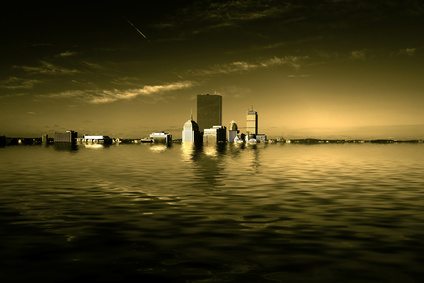 Rising sea levels threatens some of the world's largest cities