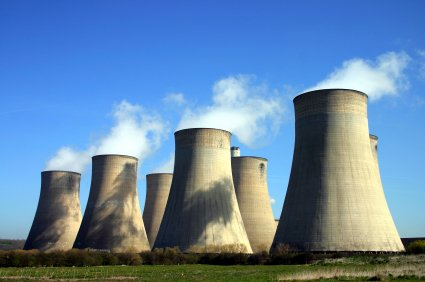 When used properly, nuclear power plants are better than the combustion fossil fuels