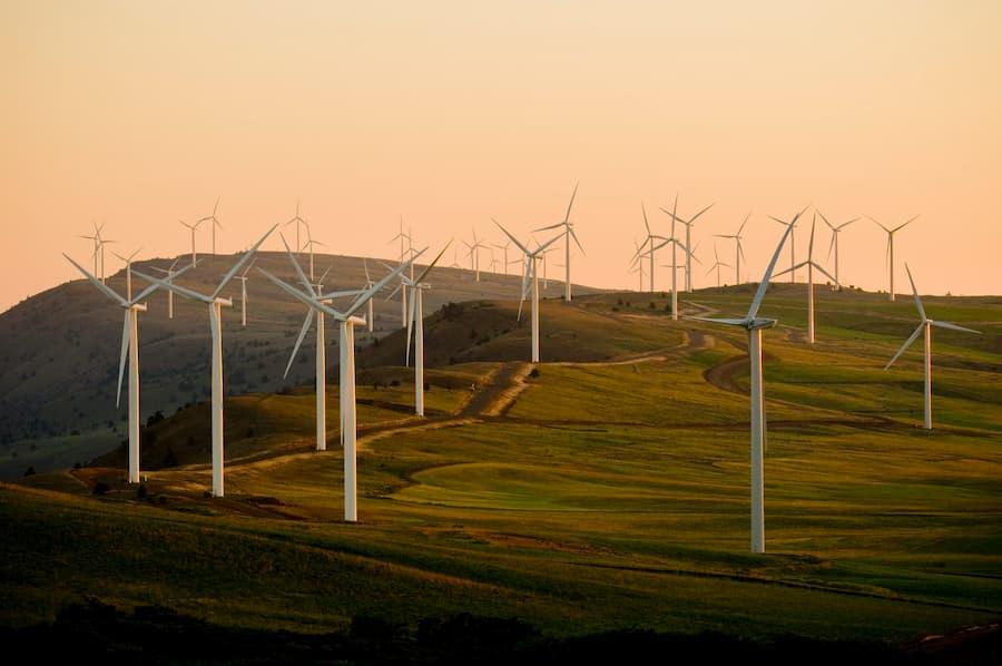 Photo of Wind Turbines