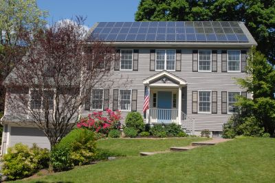 Solar panels for homes are now available
