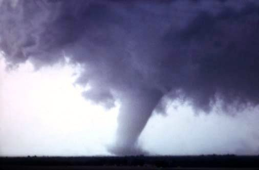 Climate change will increase the frequency, intensity, and duration of tornadoes
