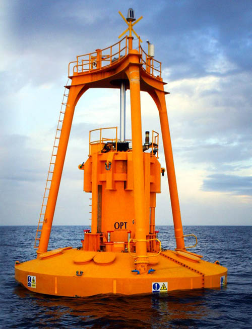 Wave power is a revolutionary type of alternative energy that could help stop climate change